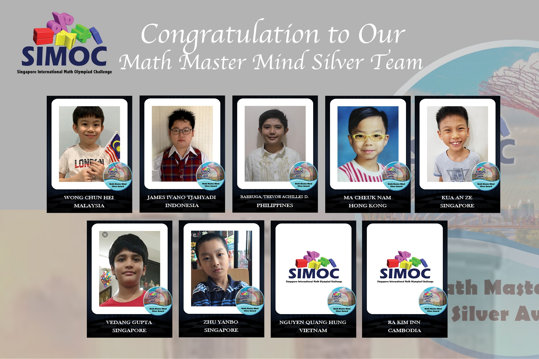 SIMOC-Math-Master-Mind-Lower-division-Silver-2